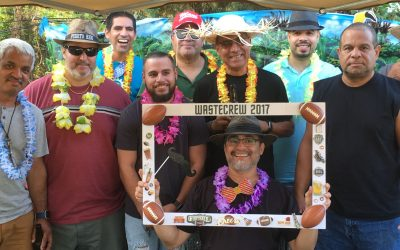 2017 Wastecrew BBQ Photos and Videos