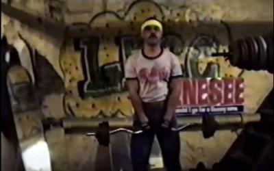 Wastecrew Workout 1990 & Eagles Game