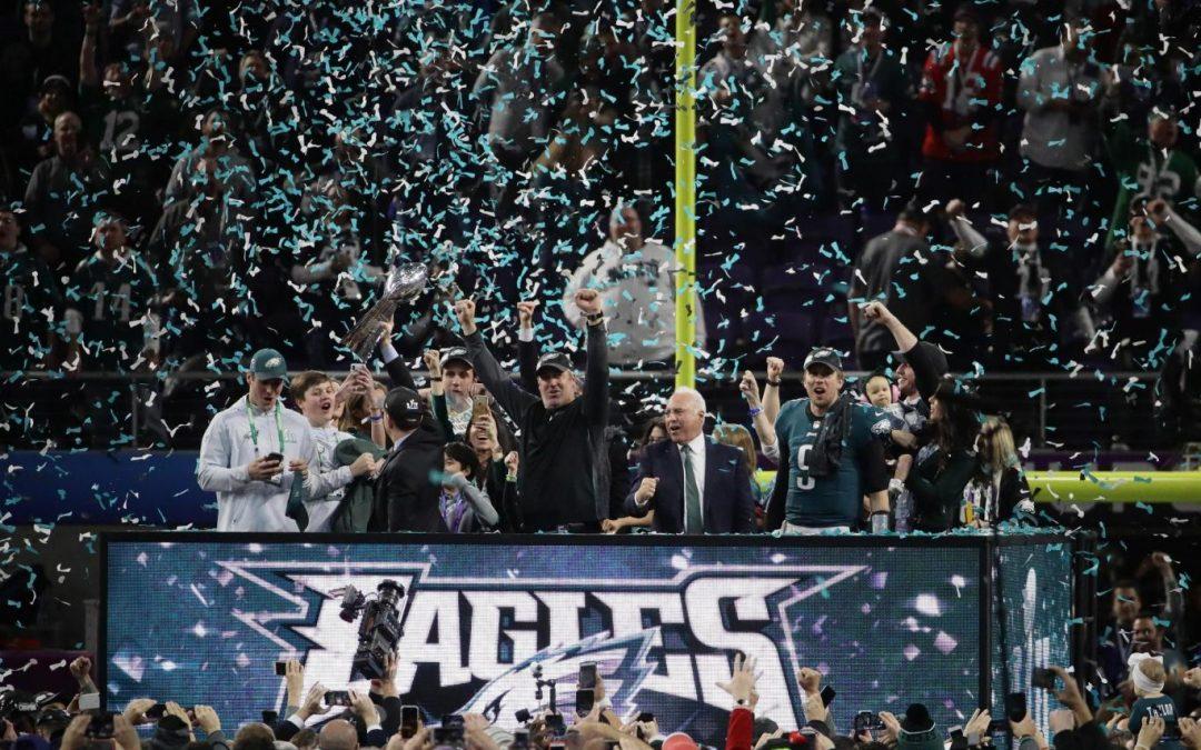 SuperBowl Champions